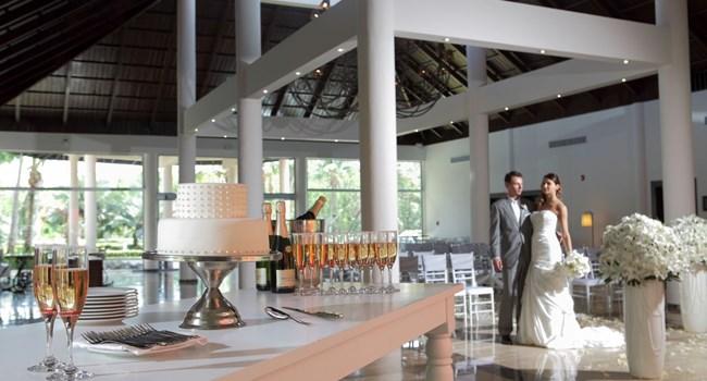 The Royal Suites Turquesa by Palladium Wedding Venue