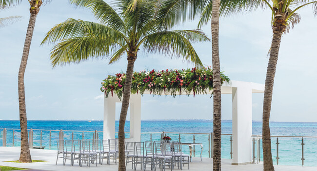 Hotel Riu Cancun  Wedding Venue
