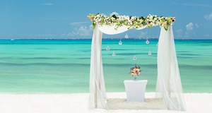 Grand Fiesta Americana Coral Beach Cancún All Inclusive Spa Resort Wedding Venue