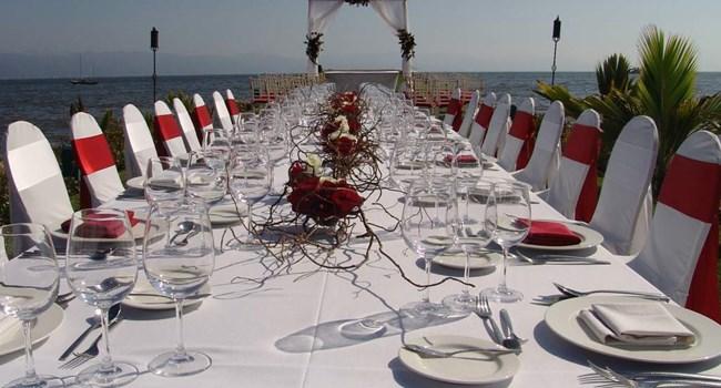 Marriott Puerto Vallarta Resort & Spa Wedding Venue