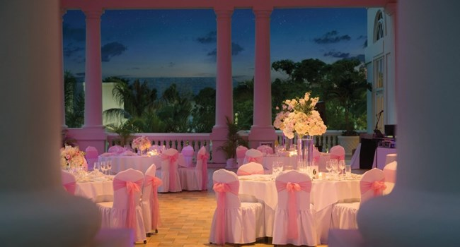 Hyatt Ziva Rose Hall Wedding Venue