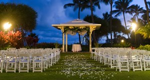 Grand Hyatt Kauai Resort & Spa Wedding Venue