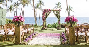 Hyatt Regency Maui Resort and Spa Wedding Venue