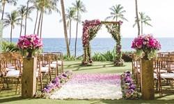 Hyatt Regency Maui Resort And Spa Wedding Venue