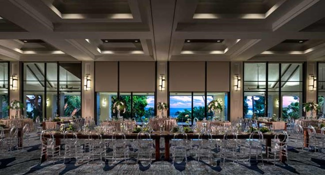 Wailea Beach Resort  Wedding Venue