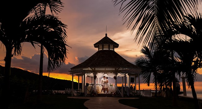 Moon Palace Jamaica Wedding Venue