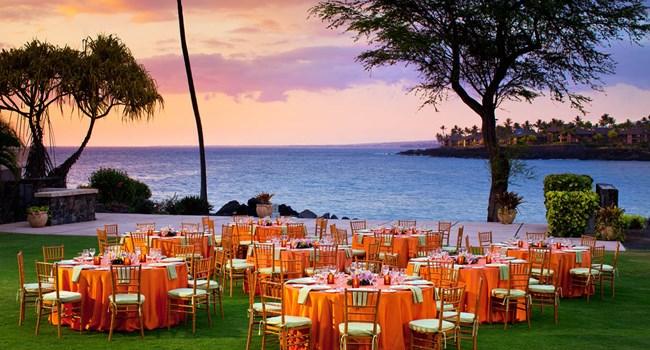 Sheraton Kona Resort & Spa at Keauhou Bay Wedding Venue