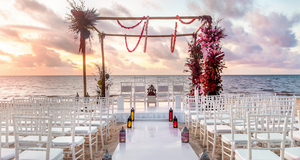 The Grand at Moon Palace Cancun Wedding Venue