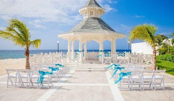 Bahia Principe Luxury Runaway Bay Wedding Venue