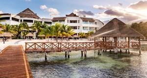 Isla Mujeres Palace Wedding Venue