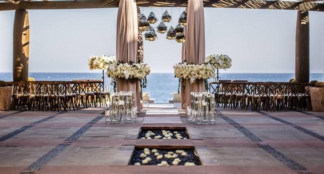 Waldorf Astoria Los Cabos Pedregal Wedding Venue