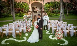 Sheraton Waikiki Wedding Venue