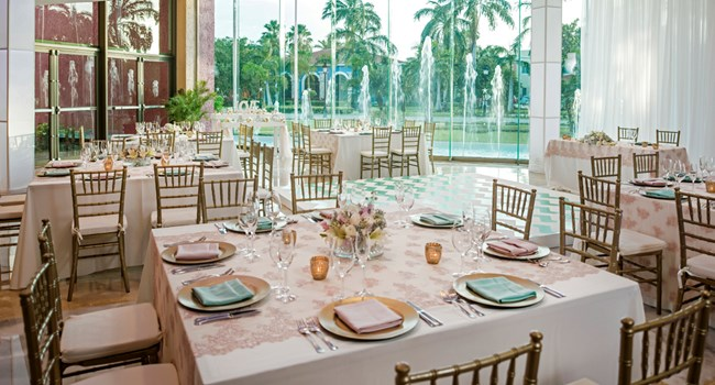 Iberostar Selection Paraiso Maya Wedding Venue