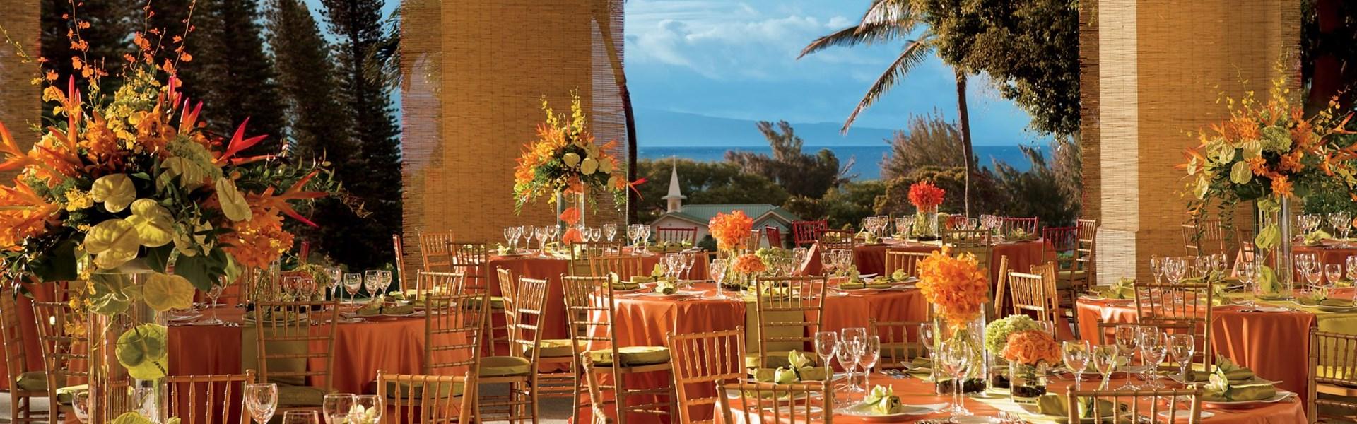 The Ritz-Carlton, Kapalua Wedding Venue