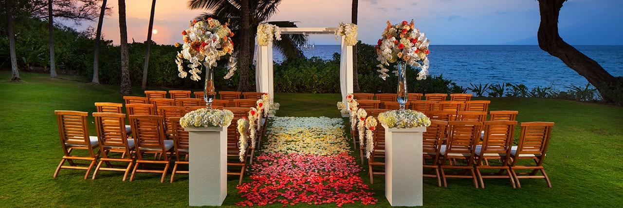 Andaz Maui At Wailea Wedding Venue