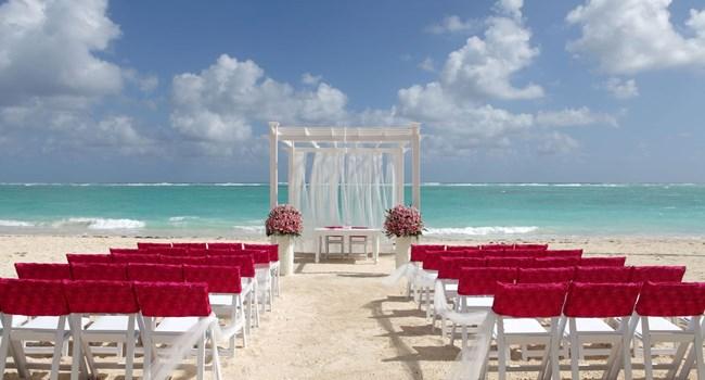 Grand Palladium Palace Resort Spa & Casino Wedding Venue