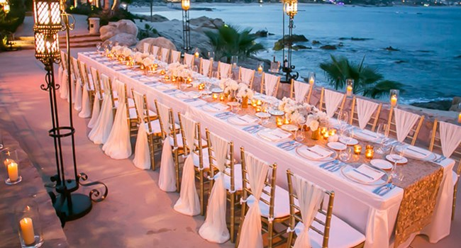 One & Only Palmilla Wedding Venue