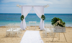 Zoëtry Agua Punta Cana Wedding Venue