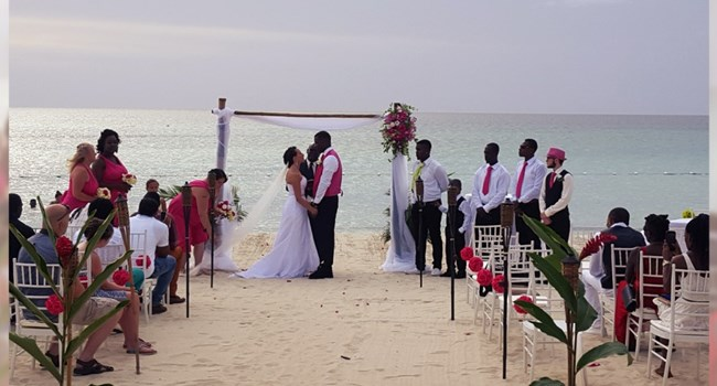 Firefly Beach Cottages Wedding Venue