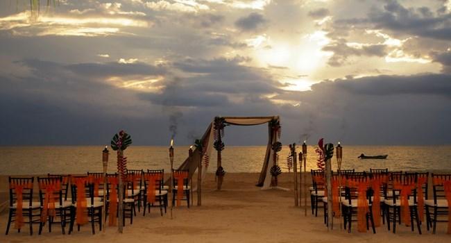 Sandy Haven Resort Wedding Venue