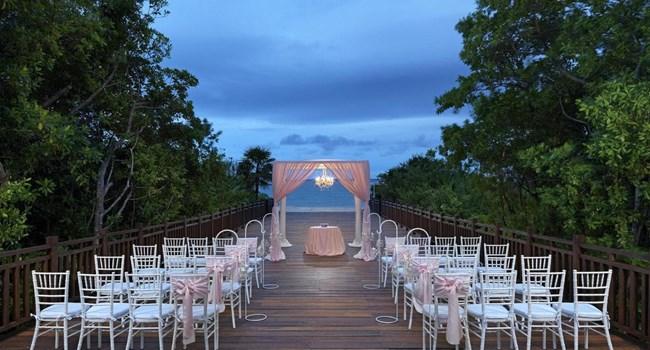 Paradisus Playa del Carmen Wedding Venue