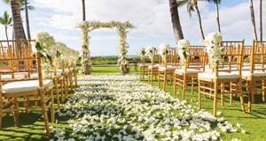Four Seasons Resort Hualalai Wedding Venue