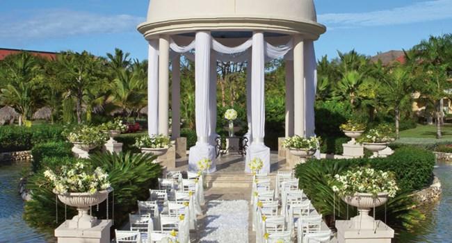 Dreams Punta Cana Resort & Spa  Wedding Venue