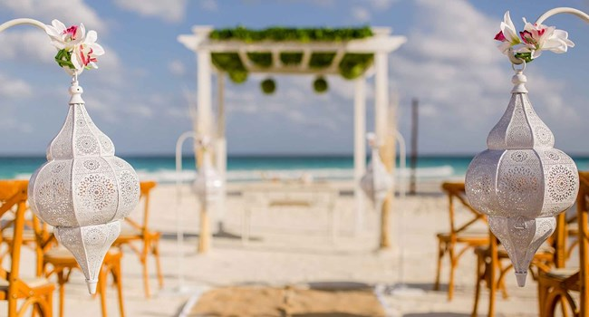 Park Royal Cancun  Wedding Venue