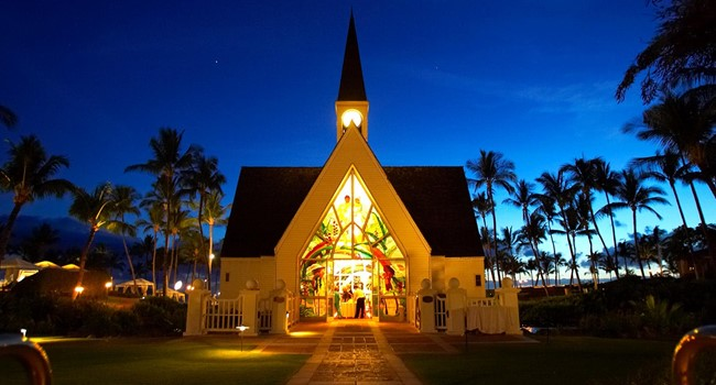 Grand Wailea - A Waldorf Astoria Resort Wedding Venue