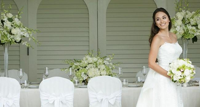 The Kahala Hotel & Resort Wedding Venue