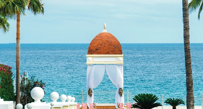 Hotel Riu Palace Cabo San Lucas  Wedding Venue