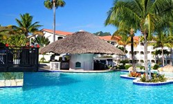 The Tropical At Lifestyle Holidays Vacation Resort Wedding Venue
