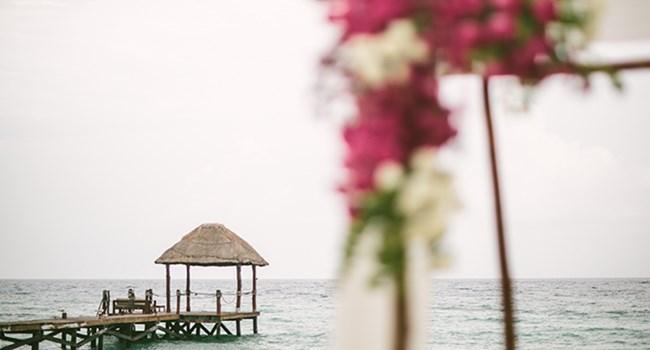 Viceroy Riviera Maya  Wedding Venue