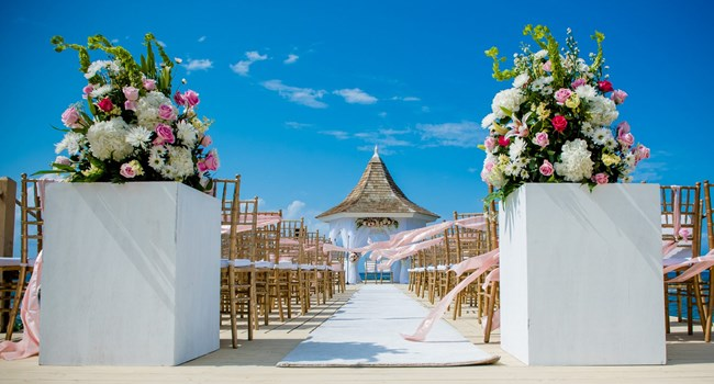 Melia Braco Village Wedding Venue