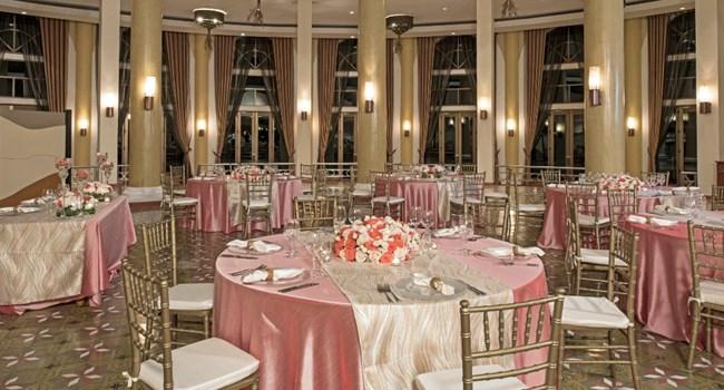 Iberostar Grand Paraiso Wedding Venue