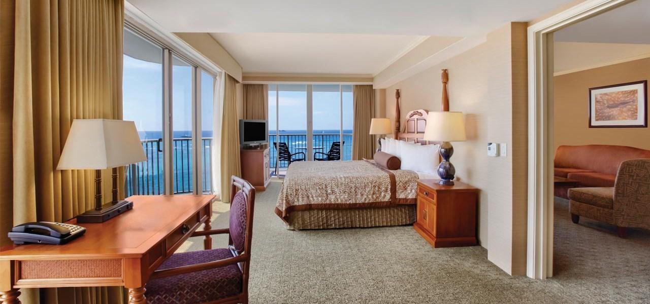 Outrigger Reef Waikiki Beach Resort Wedding Venue