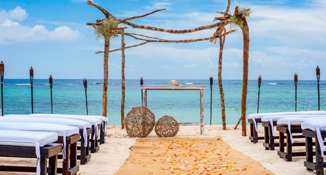 Grand Oasis Tulum  Wedding Venue