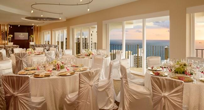 Hilton Waikiki Beach Wedding Venue