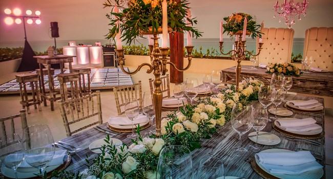 The Sian Ka'an at Sens Cancun Wedding Venue