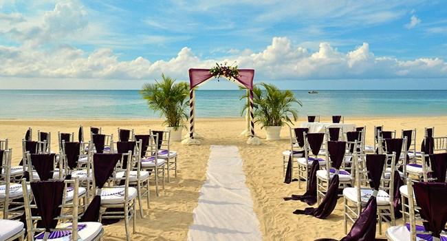 Iberostar Rose Hall Beach Hotel Wedding Venue