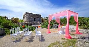 Occidental at Xcaret Destination  Wedding Venue