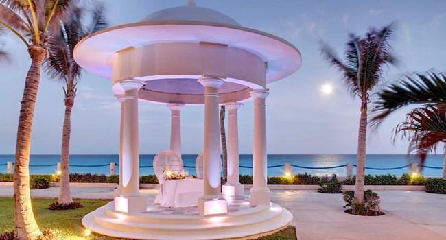 Occidental Tucancún Wedding Venue