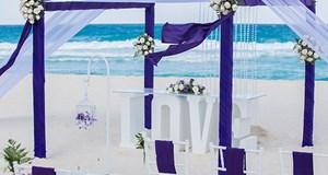 Crown Paradise Club Cancun Wedding Venue