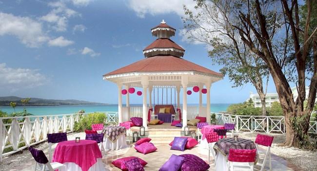 Grand Palladium Lady Hamilton Resort & Spa Wedding Venue