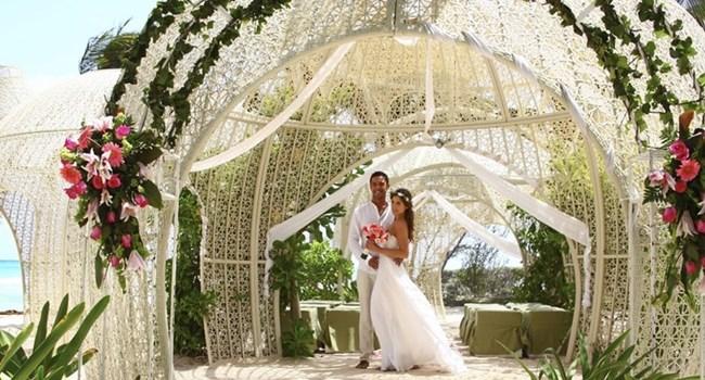 Sandos Caracol Eco Resort & Spa  Wedding Venue