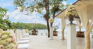 Couples Sans Souci Wedding Venue