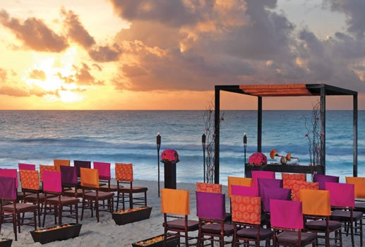 Hard Rock Hotel Cancun  Wedding Venue
