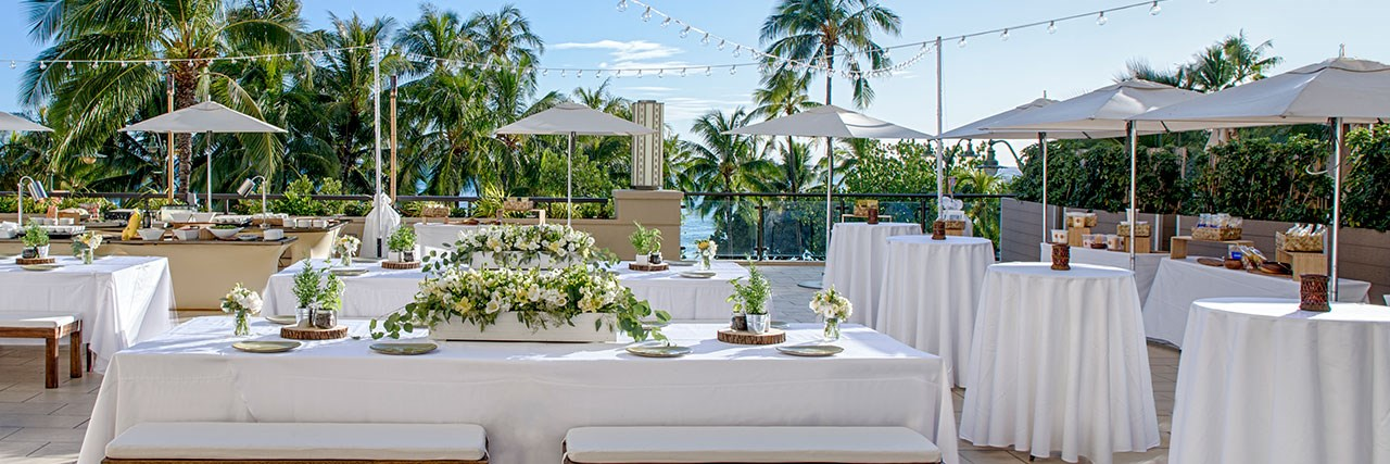 Hyatt Regency Waikiki Resort & Spa Wedding Venue