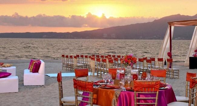 Dreams Villamagna Nuevo Vallarta Wedding Venue