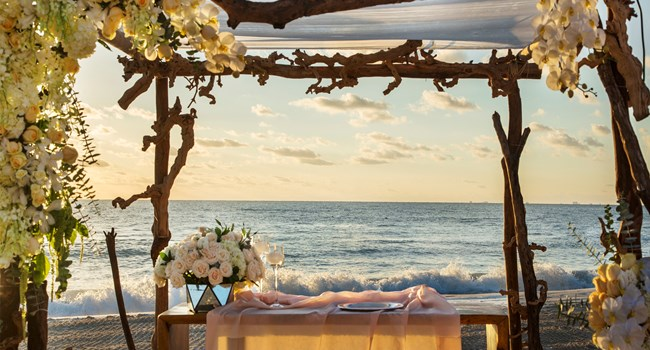 Rosewood Mayakoba  Wedding Venue